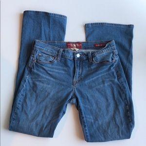 Lucky Brand Sofia Bootcut Medium Wash Jeans Sz 10